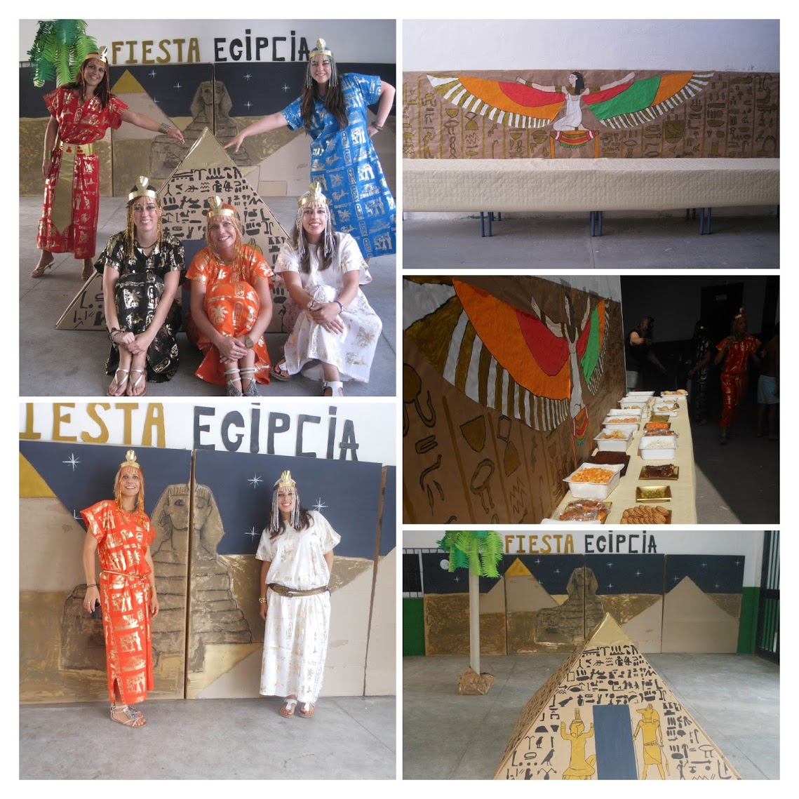 fiesta egipcia 2014